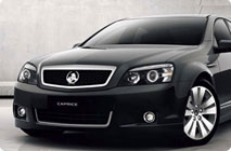 Holden Chauffeured Car Hire